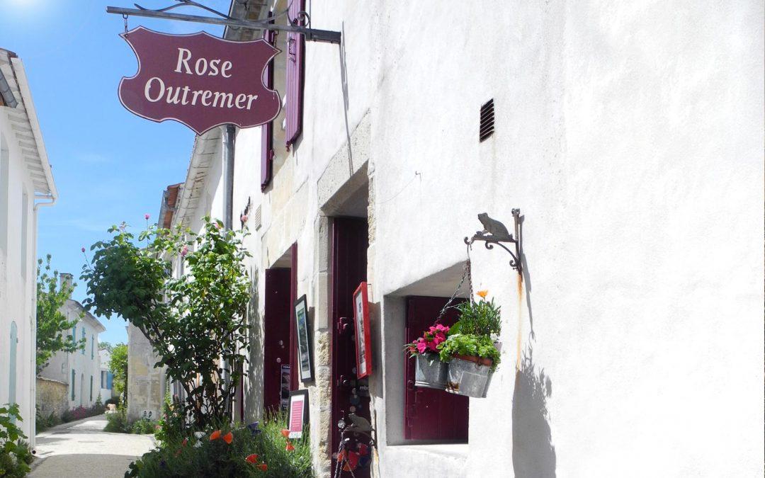 PRINTEMPS CHEZ ROSE OUTREMER – Talmont-sur-Gironde