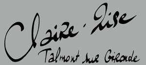 Signature Claire-Lise Boulch