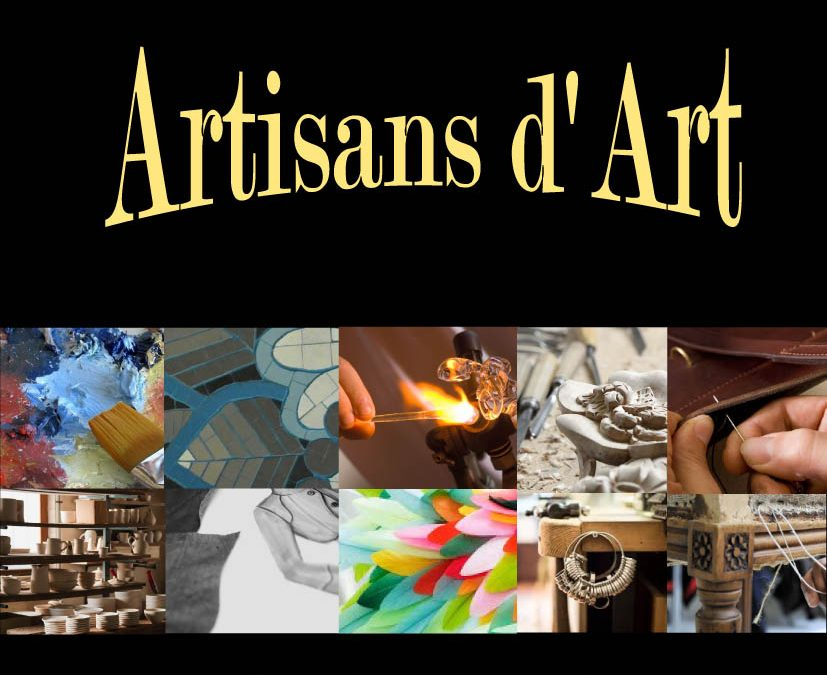 SAINT-EMILION des Artisans d'Art aux quatre coins de la cité